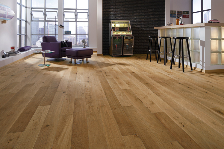 Meister suelos selectos for Parquet madera natural